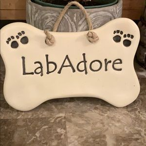 Other - Cute wall decor for dog lovers